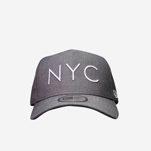 뉴에라 NYC 볼캡 (차콜), NEWERA NYC BALL CAP