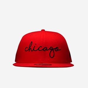 뉴에라 시카고 스냅백, NEWERA CHICAGO SNAPBACK