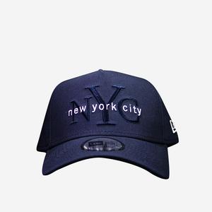 뉴에라 뉴욕시티 볼캡 (네이비), NEWERA NEWYORK CITY BALL CAP