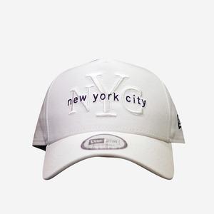 뉴에라 뉴욕시티 볼캡 (화이트), NEWERA NEWYORK CITY BALL CAP