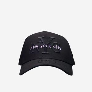 뉴에라 뉴욕시티 볼캡 (블랙), NEWERA NEWYORK CITY BALL CAP
