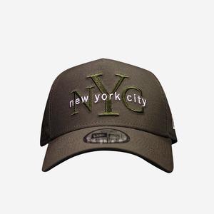 뉴에라 뉴욕시티 볼캡 (카키), NEWERA NEWYORK CITY BALL CAP