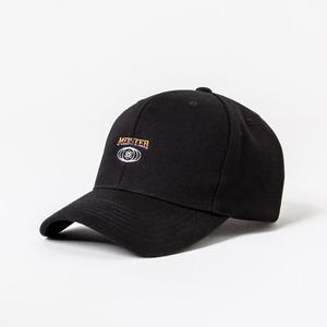 [어반스터프] USF SOLID MEISTER BALL CAP BLACK, 볼캡