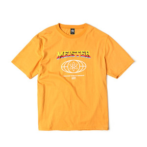 [어반스터프] USF SOLID MEISTER TEE ORANGE, 반팔티