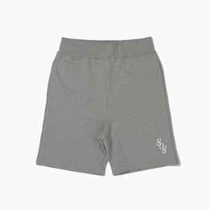 [808hats] 808 Sweat Short Grey, 도끼 반바지, 808 팬츠