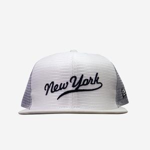 뉴에라 뉴욕 망사 스냅백, NEWERA NEW YORK SNAPBACK