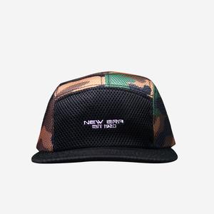 뉴에라 져지 카모 캠프캡, NEWERA CAMO CAMP CAP