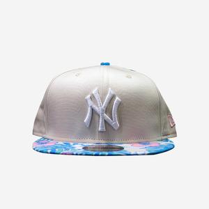 뉴에라 뉴욕 양키즈 핑크 블라썸 스냅백, NEWERA NY PINK BLOSSOME SNAPBACK