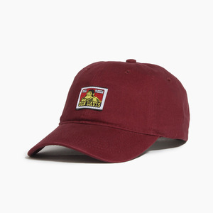 [BENDAVIS] BENDAVIS Cotton Twill Ballcap Burgundy, 벤데이비스 모자, 볼캡 - 풋셀스토어
