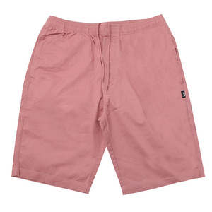[스투시] STUSSY LIGHT TWILL BEACH SHORT (PINK) [112196-PINK]