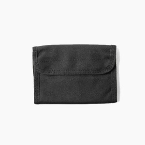 [ROTHCO] Deluxe Tri-Fold Wallet Black, 로스코 지갑 - 풋셀스토어