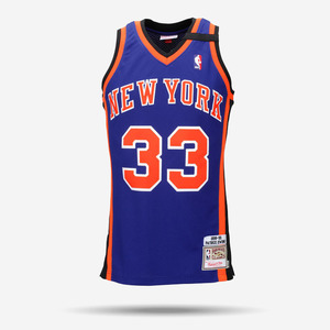 미첼엔네스 NBA 패트릭 유잉 어센틱 져지, MitchellandNess Patrick Ewing AUTHENTIC JERSEY 1998-1999