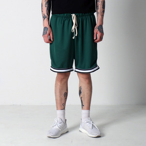 [EPTM] BASKETBALL SHORTS (FOREST GREEN), 반바지, 쇼츠  - 풋셀스토어