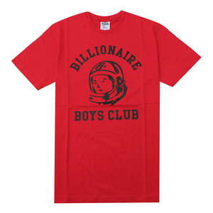 [빌리네어 보이즈 클럽] BB COLLEGIATE S/S TEE (RED) [871-4206-RED]