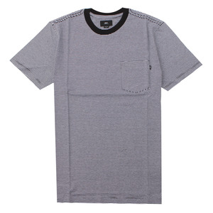 [오베이]WISEMAKER POCKET TEE (BLACK MULTI) [131080072-BKM]