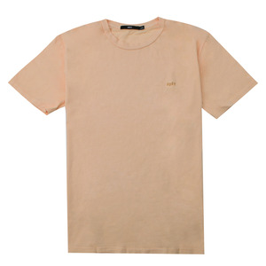 [오베이]JUMBLED PIGMEN TEE (DUSTY PEACH) [131080186-PCH]