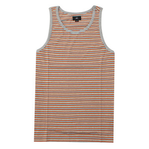 [오베이]RENO STRIPE TANK TOP (RED MULTI) [134050052-RDM]