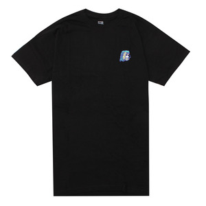 [오베이]WORLDWIDE PARTY VIBES TEE (BLACK) [165361472-BLK]