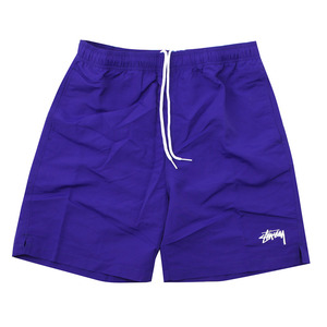 [스투시]STOCK ELASTIC WAIST SHORT II (BLUE) [113093-BLUE]