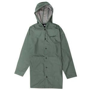 [스투시]LONG HOODED COACH JACKET (OLIVE) [115327-OLIV]