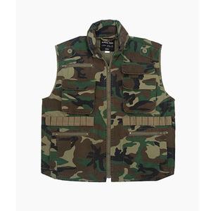 [ROTHCO] Ranger Vest W.Camo, 로스코 조끼