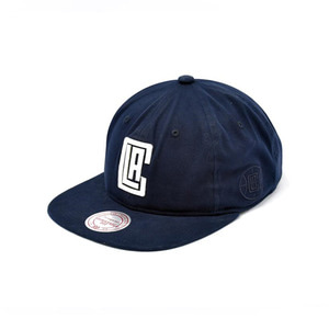 미첼엔네스 LA 클리퍼스 볼파크 스냅백, MitchellandNess LA CLIPPERS BALLPARK SNAPBACK