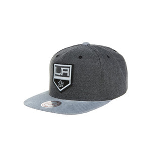 미첼엔네스 LA킹스 퍼포레이티드 스냅백, MitchellandNess LA KINGS CATION PERFORATED SNAPBACK