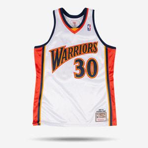 미첼엔네스 NBA 골든스테이트 워리어스 스테판커리 하드우드 클래식 어센틱 져지, MitchellandNess Stephen Curry 2009-10 HARDWOOD CKASSIC AUTHENTIC JERSEY