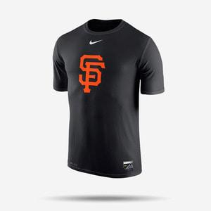나이키 MLB 샌프란시스코 자이언츠 드라이핏 로고 반팔티, NIKE MLB San Francisco Giants LOGO DRI-FIT T SHIRT