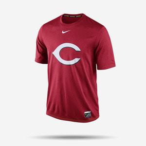 나이키 MLB 신시내티 레즈 로고 반팔티, NIKE MLB Cincinnati Reds LOGO DRI-FIT T SHIRT
