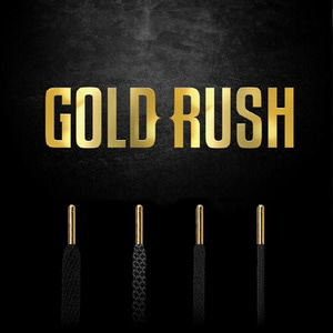 [Mr.lacy] GOLD RUSH / 골드러시 (BLACK)