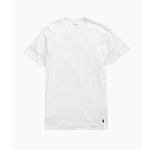 [폴로] POLO Classic Fit T-shirt White, 반팔티