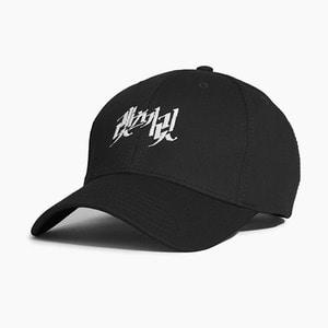 [808hats] 808 렛츠기릿 Ballcap Black, 도끼모자, 쇼미모자