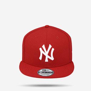 [풋셀 회원 특가] 뉴에라 오리지널 클래식 뉴욕 양키스 스냅백 레드, 950 ORIGINAL CLASSIC 64 NEYYAN SCARLET