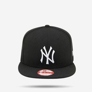 [풋셀 회원 특가] 뉴에라 오리지널 클래식 뉴욕 양키스 스냅백 블랙, 950 ORIGINAL CLASSIC NEYYAN BLACK