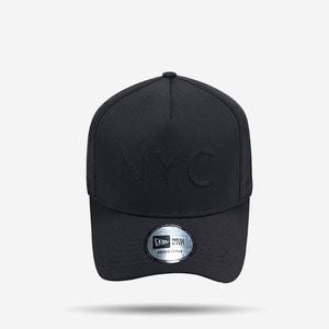 [풋셀 회원 특가] K프레임 매트 폴리 NYC 블랙 볼캡, 940KF MATT POLY NYC71 BLK