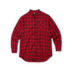 [어반스터프] USF FLANNEL CHECK SHIRTS RED, 체크셔츠, 남방