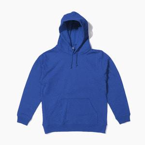 [젤란] JELLAN Pullover Hoodie Blue, 무지 후드티