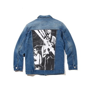 [어반스터프] USF ARTIST DENIM JACKET BLUE, 자켓