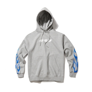 [어반스터프] USF BURNING LOGO HOODY GRAY, 후드티