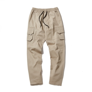 [어반스터프] USF TAPERED MULTI PANTS BEIGE