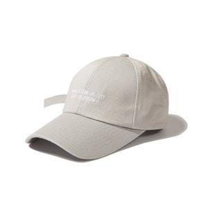 [어반스터프] USF SLOGAN  CAP GRAY, 볼캡