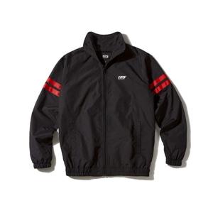 [어반스터프] USF PACE LOGO TRACK JACKET BLACK, 자켓, 바람막이