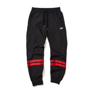 [어반스터프] USF PACE LOGO TRACK PANTS BLACK