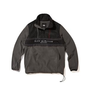 [어반스터프] USF RETRO OVER FLEECE JACKET OLIVE, 자켓, 바람막이