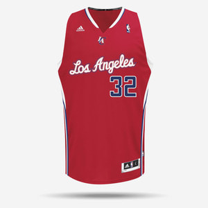 아디다스 NBA 클리퍼스 그리핀 져지,NBA LOS ANGELES CLIPPERS SWINGMAN JERSEY - BLAKE GRIFFIN - 풋셀스토어