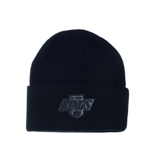 미첼엔네스 NHL LA킹스 챔프 커프 니트비니, MitchellandNess LA KINGS CHAMP CUFF KNIT BEANIE