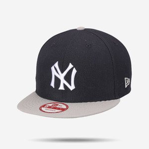 뉴에라 MLB 뉴욕 양키즈 1939 올스타 패치 스냅백(네이비), NEWERA New York Yankees 1939 MLB All-Star Patch Redux 9FIFTY Snapback