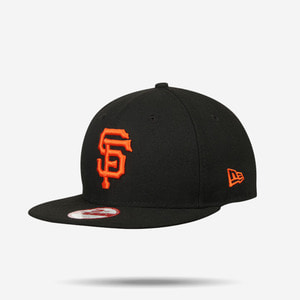 뉴에라 MLB 샌프란시스코 패치 스냅백, NEWERA San Francisco Giants PATCH Snapback
