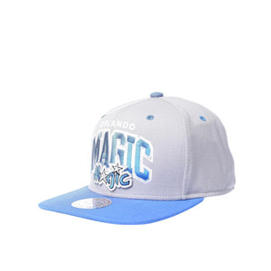 미첼엔네스 NBA 올랜도 매직 더블업 아치 스냅백, MitchellandNess ORLANDO MAGIC DOUBLE UP ARCH SNAPBACK, NBA